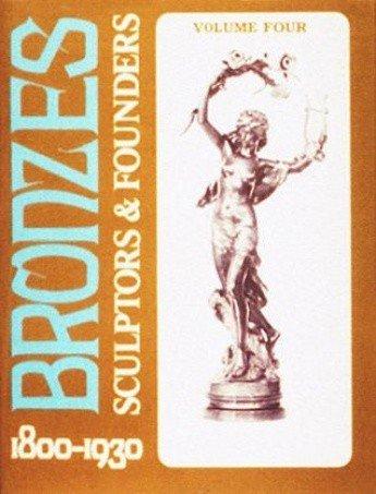 Schiffer Publishing Bronzes Volume 4 Berman Book