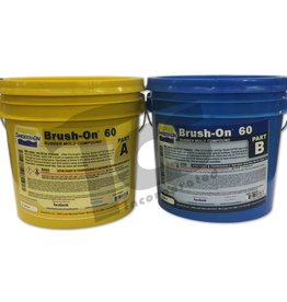 Smooth-On BRUSH-ON 60 2 Gallon Kit