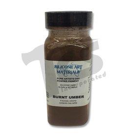 SAM Dry Pigment Burnt Umber 4oz