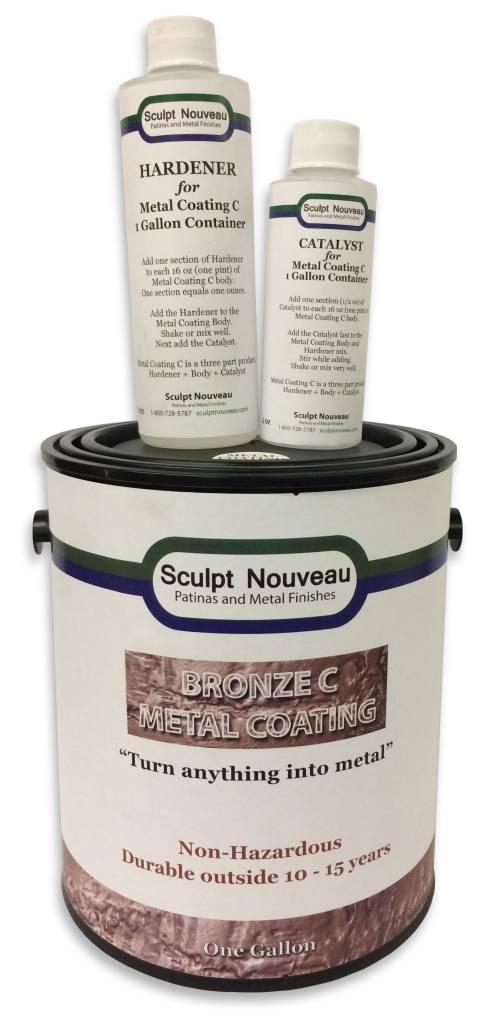Sculpt Nouveau C Metal Coat Bronze Gallon Kit