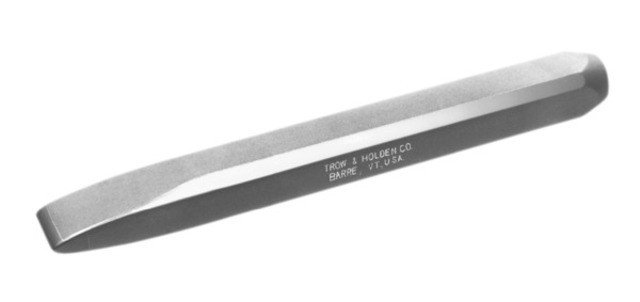 Trow & Holden Carbide Hand Flat 3/8''