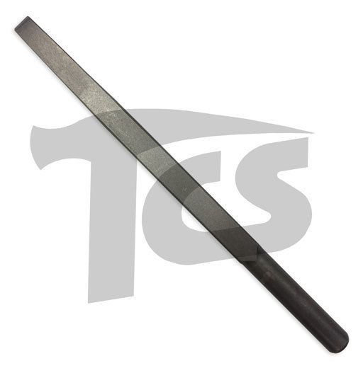 Trow & Holden Carbide Pneumatic Carving Flat 3/8''
