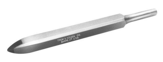 Trow & Holden Carbide Pneumatic Point 1/2''