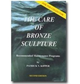 Care of Bronze Sculpture Book