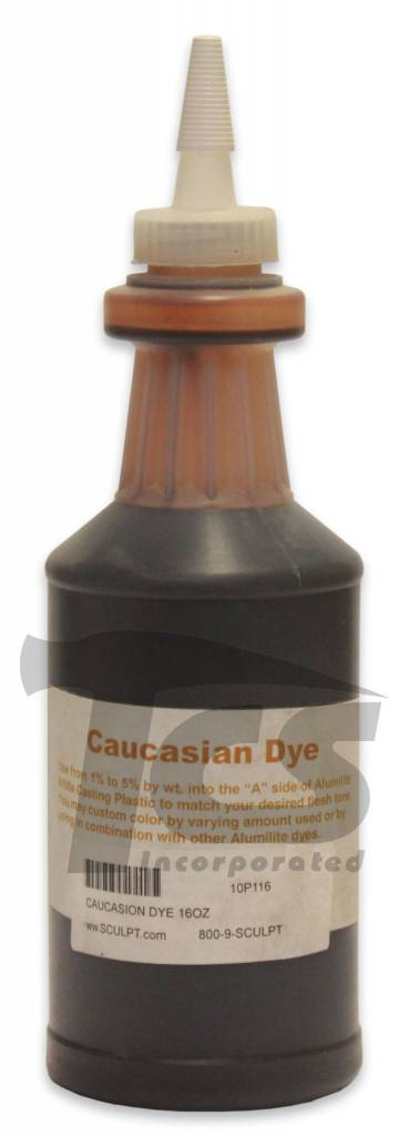 Alumilite Corporation Caucasian Dye 16oz
