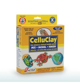 Activa Celluclay I Gray Papier Mache 1lb