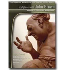 Gnomon Workshop Character Maquette Sculpture John Brown DVD #2