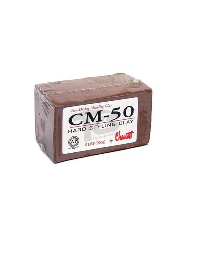 Chavant CM-50 Brown 2lb