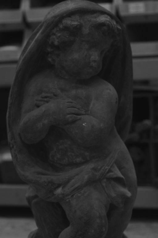 Just Sculpt Cherub Sculpture