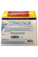 Smooth-On Clear Flex 50 Trial Kit