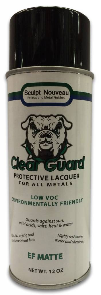 Sculpt Nouveau Clear Guard EF Matte 12oz Spray Can