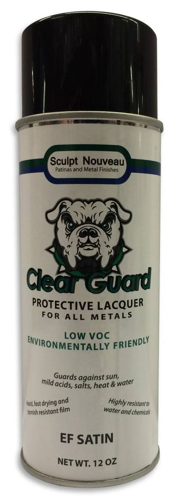 Sculpt Nouveau Clear Guard EF Satin 12oz Spray Can