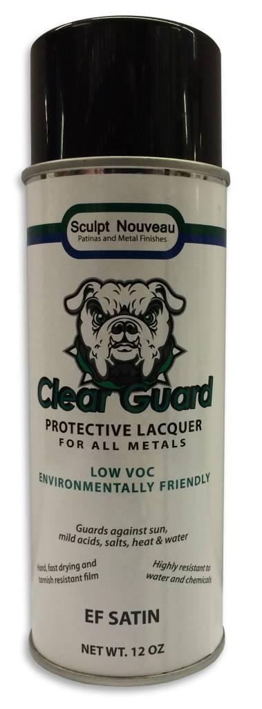 Sculpt Nouveau Clear Guard EF Satin 12oz Spray Can
