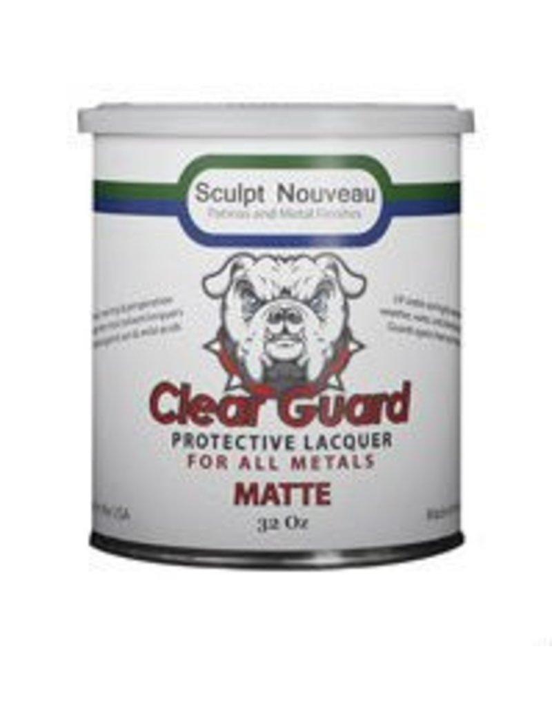 Sculpt Nouveau Clear Guard Matte 32oz