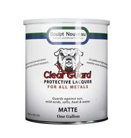 Sculpt Nouveau Clear Guard Matte Gallon