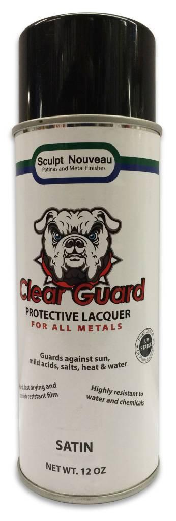 Sculpt Nouveau Clear Guard Satin 12oz Spray Can