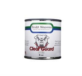 Sculpt Nouveau Clear Guard Satin 8oz