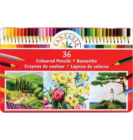Just Sculpt Colored Pencil 36pc Set