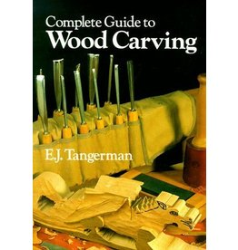 Complete Wood Carving Book