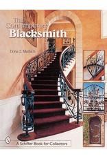Schiffer Publishing Contemporary Blacksmith Meilach Book