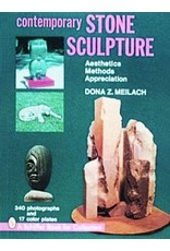Schiffer Publishing Contemporary Stone Sculpture Meilach Book