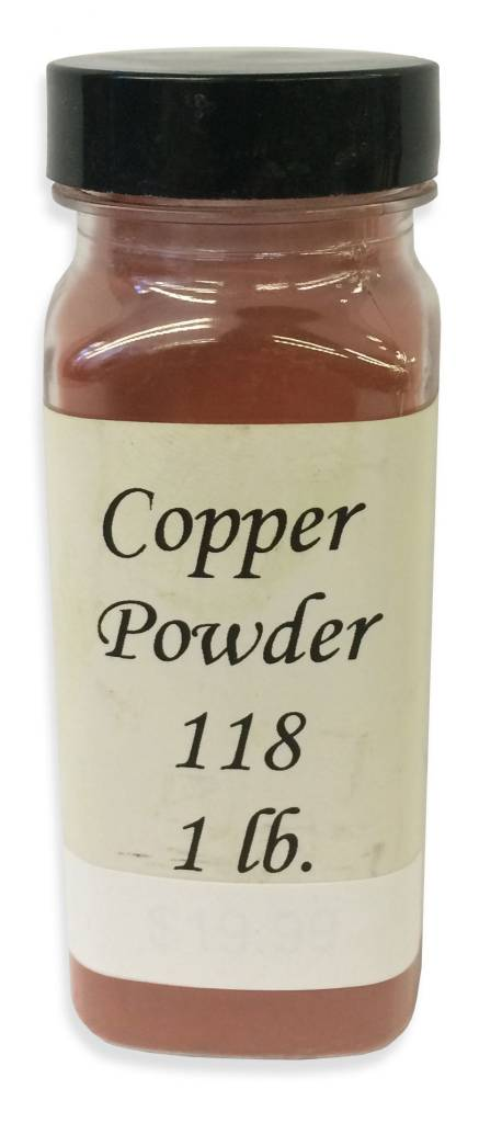 Copper Powder #118 1lb