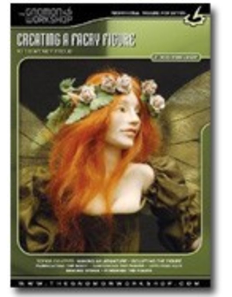 Gnomon Workshop Creating A Faery Figure Wendy Froud DVD