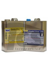 Smooth-On Crystal Clear 202 2 Gallon Kit