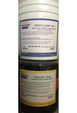 Smooth-On Crystal Clear 204 10 Gallon Kit