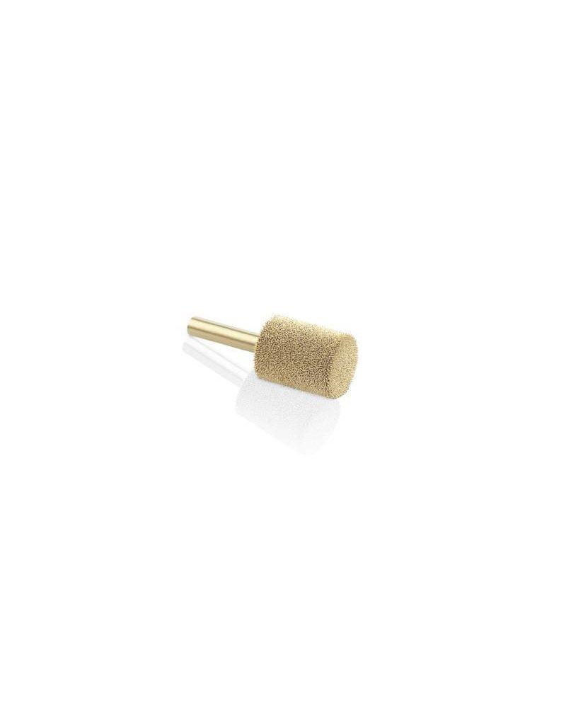 Kutzall Cylinder Gold SSG 3/4''D x 1''L x 1/4'' Shank