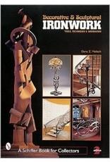 Schiffer Publishing Decorative And Sculptural Ironwork Book