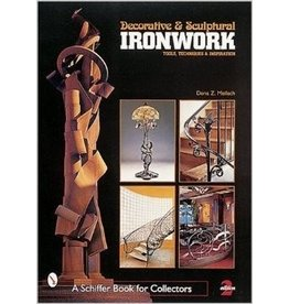 Schiffer Publishing Decorative And Sculptural Ironwork Book