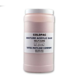 Just Sculpt Dental Acrylic Powder Pink 2oz