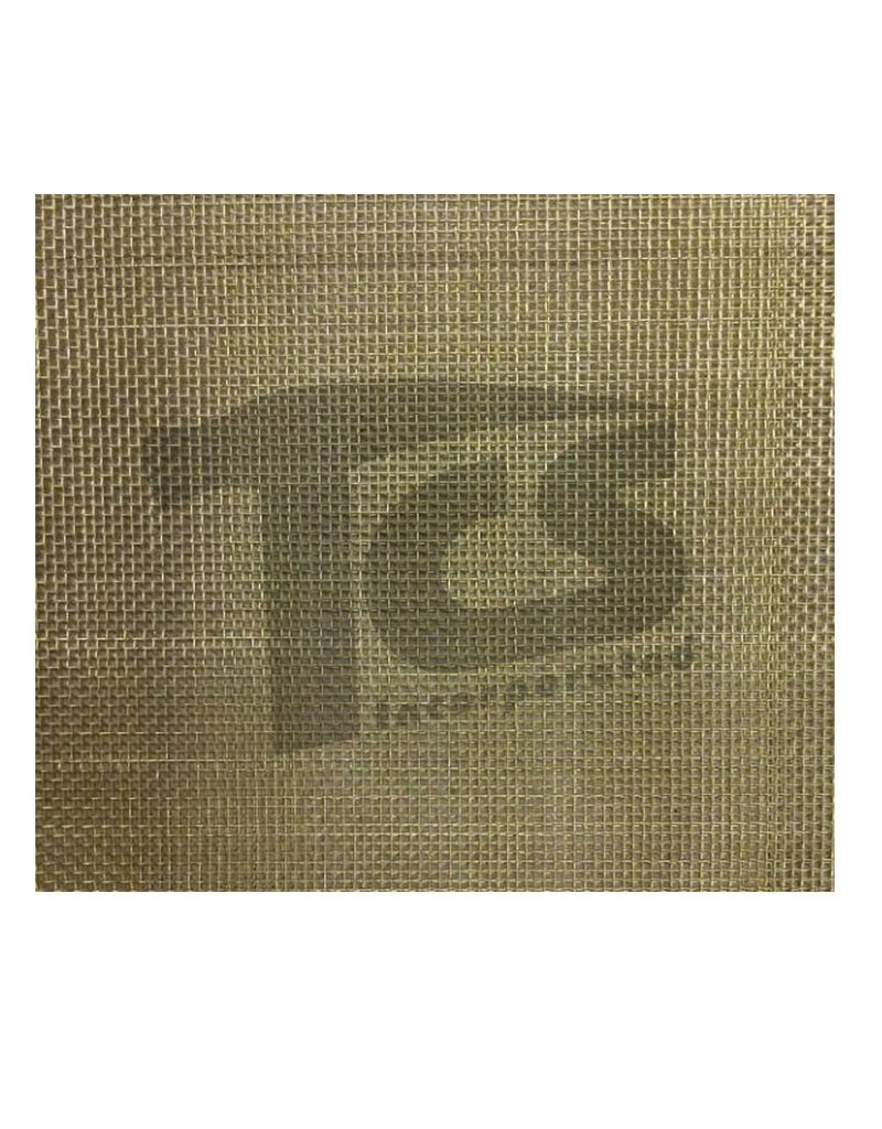 Amaco Designers Mesh Brass 16''x20'' 2 Sheets Wireform