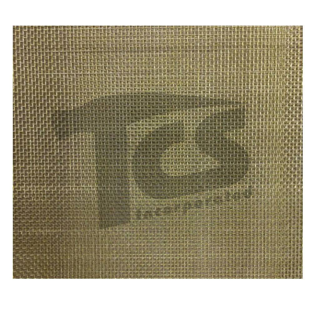 Amaco Designers Mesh Brass 16''x20'' 2 Sheets Wireform