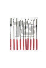 Diamond File/Shapes Set Fine 10pc