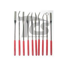 Just Sculpt Diamond File/Shapes Set Fine 10pc