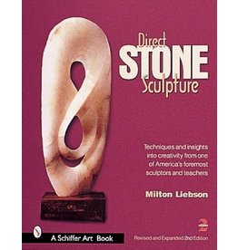 Schiffer Publishing Direct Stone Sculpture Liebson Book