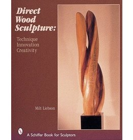 Schiffer Publishing Direct Wood Sculpture Book