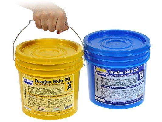 Smooth-On Dragon Skin 20 (2 Gallon Kit)