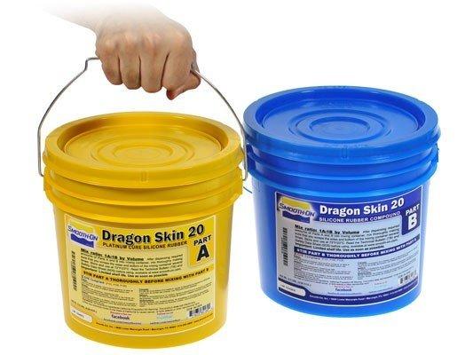 Smooth-On Dragon Skin 20 (2 Gallon Kit)