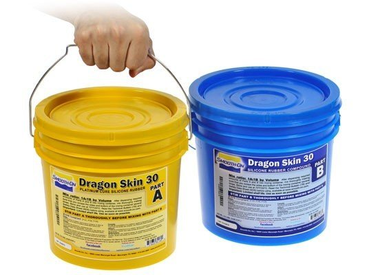 Smooth-On Dragon Skin 30 (2 Gallon kit)