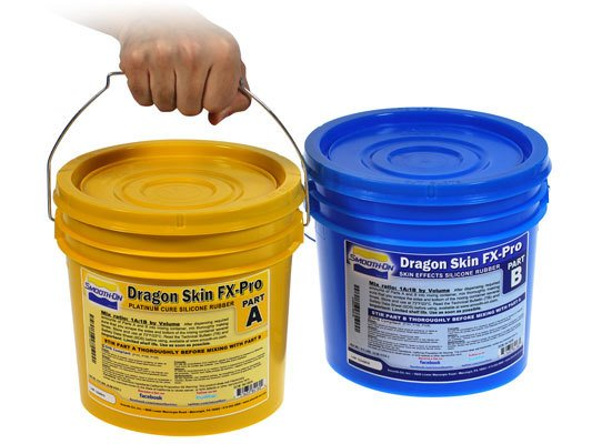 Dragon Skin FX Pro (2 Gallon Kit) - The Compleat Sculptor