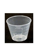 Just Sculpt Dram Mixing Cups 100pc Sleeve
