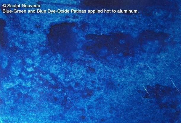 Sculpt Nouveau Dye Oxide Blue 32oz