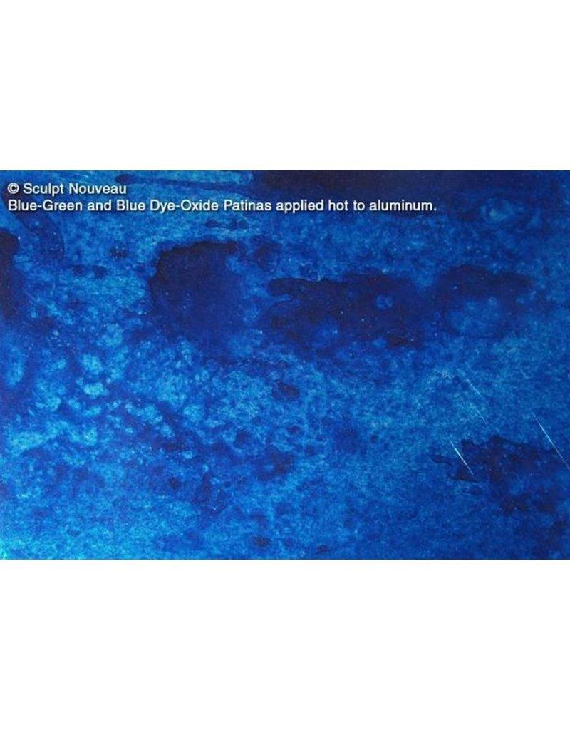 Sculpt Nouveau Dye Oxide Blue-Green Gallon Special Order