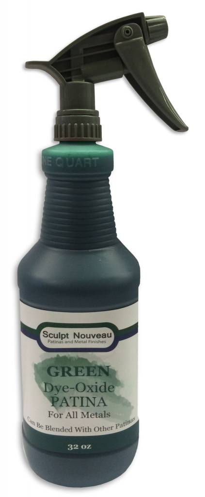 Sculpt Nouveau Dye Oxide Green 32oz