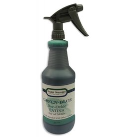 Sculpt Nouveau Dye Oxide Green-Blue 32oz