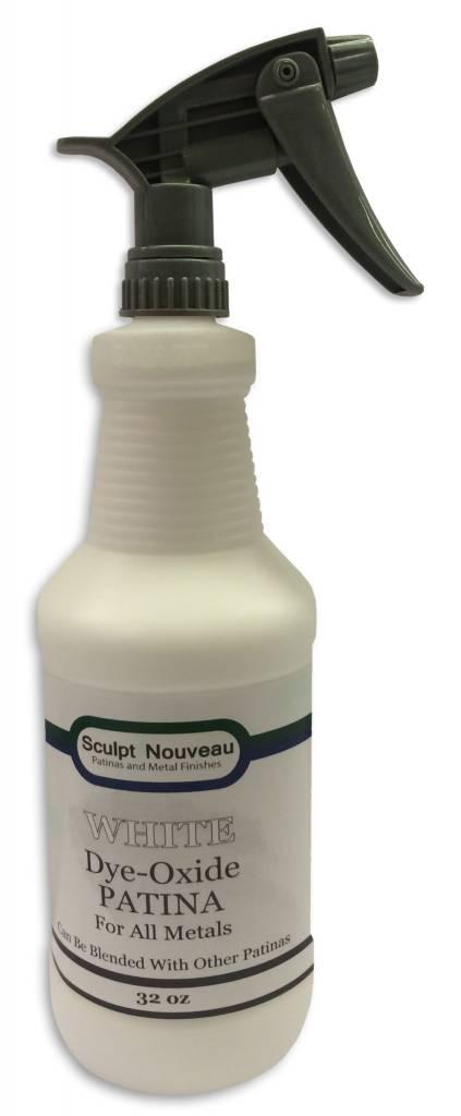 Sculpt Nouveau Dye Oxide White 32oz