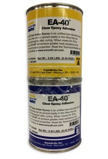 Smooth-On EA-40 Pint Kit Transparent Laminating Epoxy Adhesive